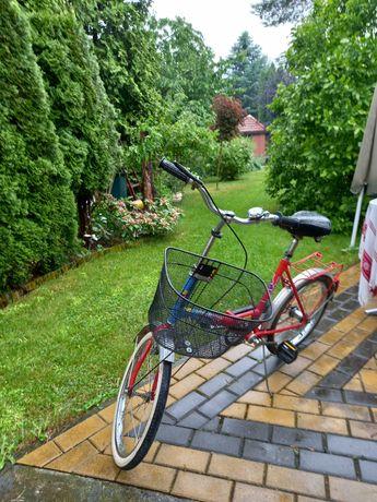 Sprzedam rower  Wigry 3