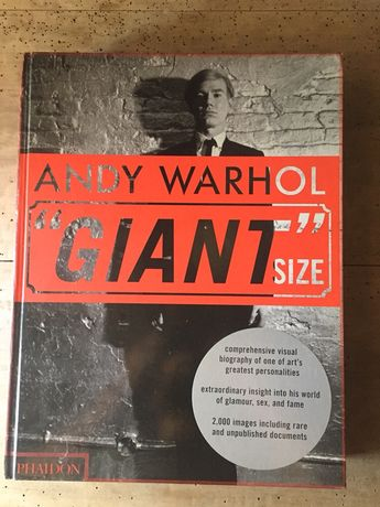 "Andy Warhol ""GIANT size"" XL"