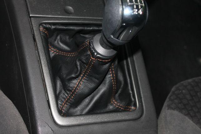 Fole em pele para Opel Vectra C GTS Sedan Sport