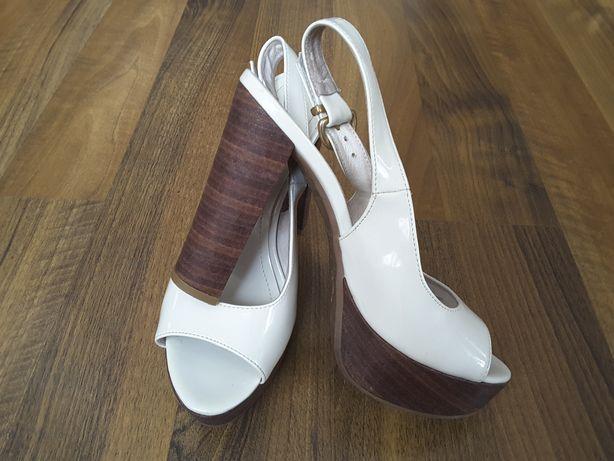 Primamoda buty, sandałki, sandały, słupek rozm 37.