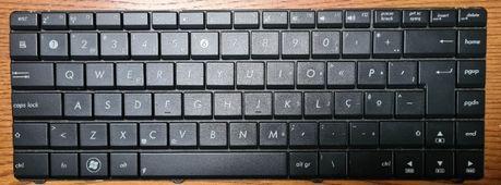 Teclados para Laptop, Portatil