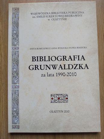Bibliografia grunwaldzka za lata 1990...