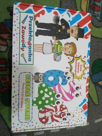 Gra edukacyjna 2 zabawy edukacyjne
