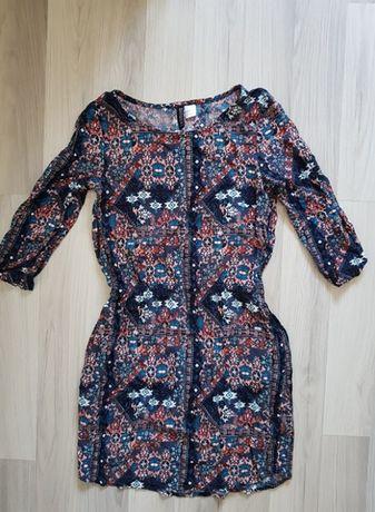 Mix H&M + bluzy+ sukienka