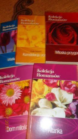 Kolekcja romansów 5 książek