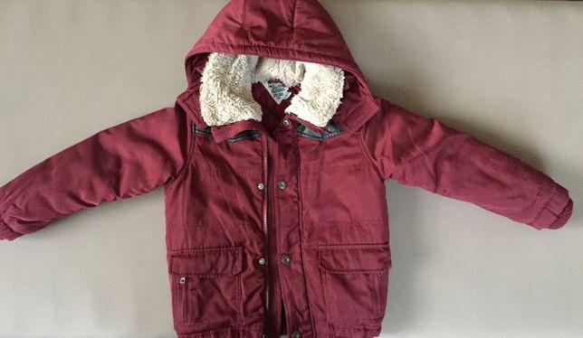 Куртка демисезонная фирменная Chicco осень весна на мальчика. 6-7 лет