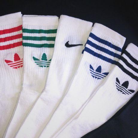 Высокие носки Adidas x nike x Stone Island x Puma x NB