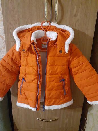 Детская куртка .
