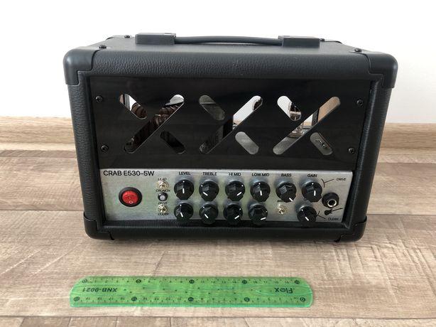 Усилитель ламповый гитарный Crab Tube Amp 5watt E530  (Engl 530)