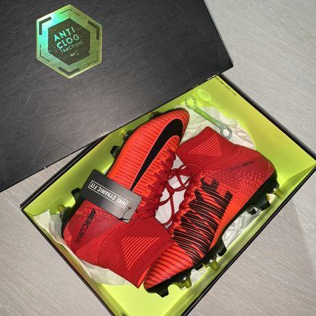 Бутсы Nike Mercurial Superfly V 42р НОВЫЕ профи