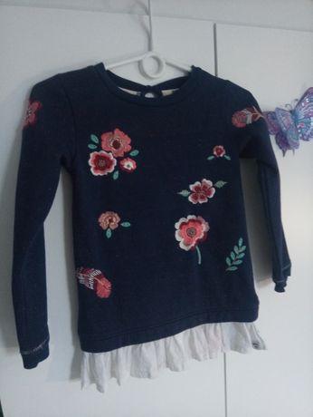 Bluzka sweter rozm.128/134