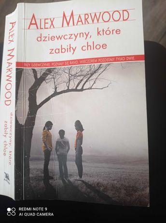 """""""Dziewczyny,które zabiły Chloe""""A,Marwood Sprzedaż lub zamiana"""