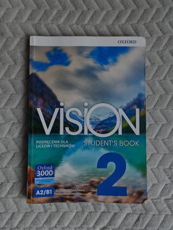 Vision 2 podrecznik do języka angielskiego