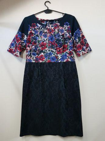 NEXT elegancka sukienka wizytowa rozm 40/42 wesele imprezy