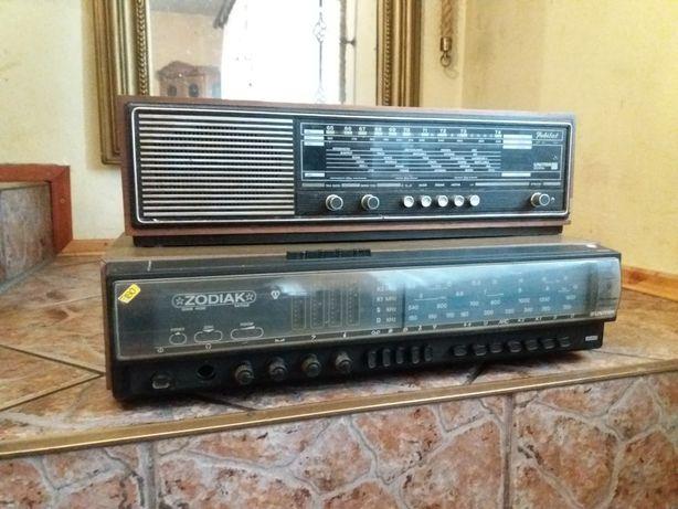 Stare radio zodiak jubilat unitra diora PRL antyk