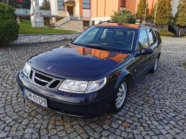 SAAB 9-5 2.0 Turbo benzyna 150KM Zadbany sprawny 2005r