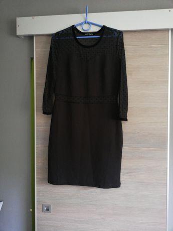 Delikatna sukienka croop XL