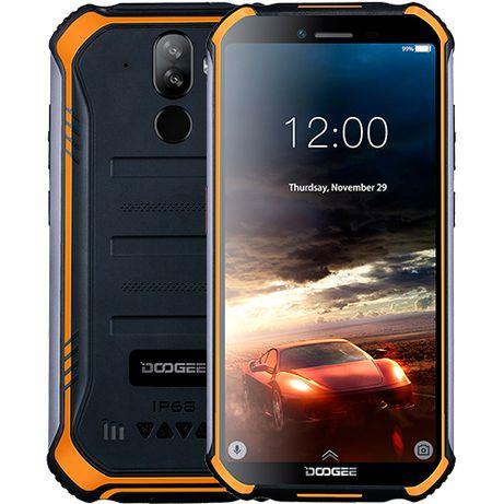 Защищенный неубиваемый смартфон Doogee S40 IP68! NFC 3Gb/32Gb 4G