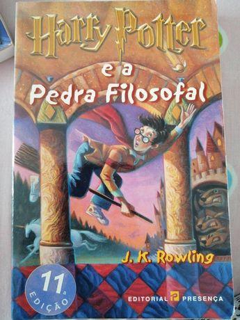 Harry Potter - vários