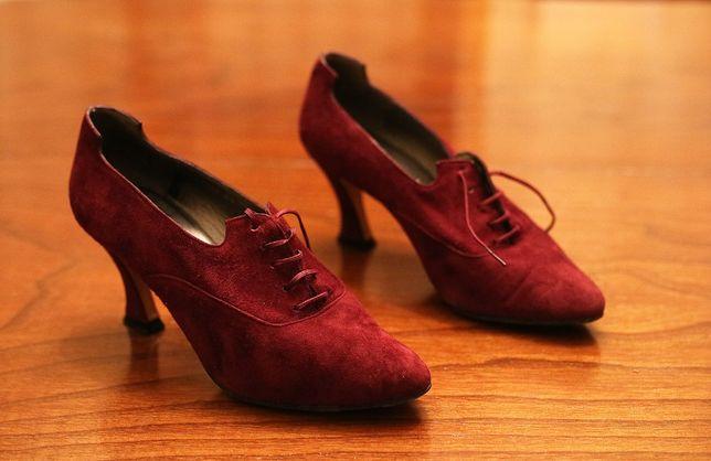 Sapato senhora Bordeau 41½