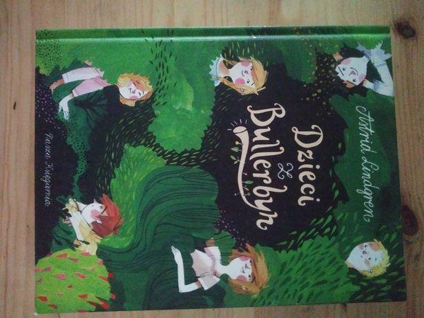 Książka Dzieci z Bullerbyn stan bardzo dobry