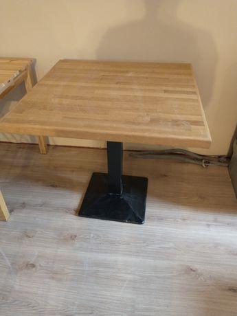 Stół kwadratowy solidny