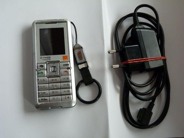 Telefon na części - Sagem my401X