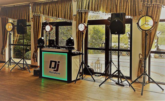 Oprawa muzyczna wesel - dj
