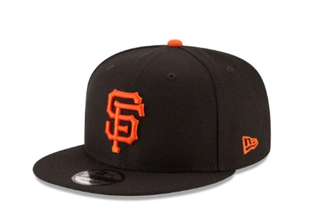 Бейсболка new era san francisco giants оригинал