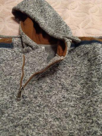 Bluza ocieplana r. 146