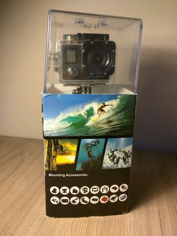 Продаю екшн-камеру