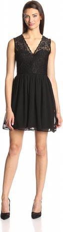 Sukienka Glamorous czarna M