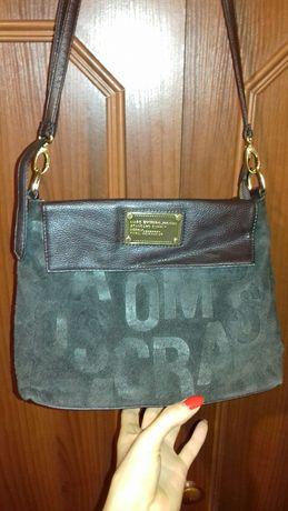 Кожанная  женская сумка Marc Jacobs