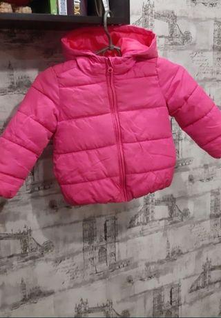 Куртка демисезонная PLASA 3-3,5лет