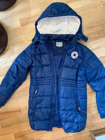 Куртка пальто Converse оригинал парка пуховик курточка зима не Nike