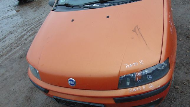 Sty#Fiat Punto II maska