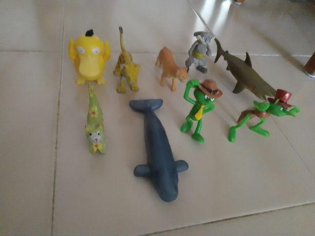 Figuras e animais