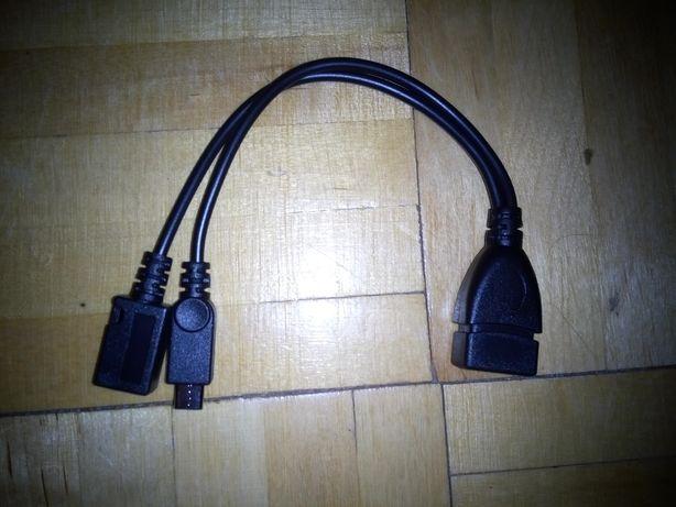 Kabel otg microusb