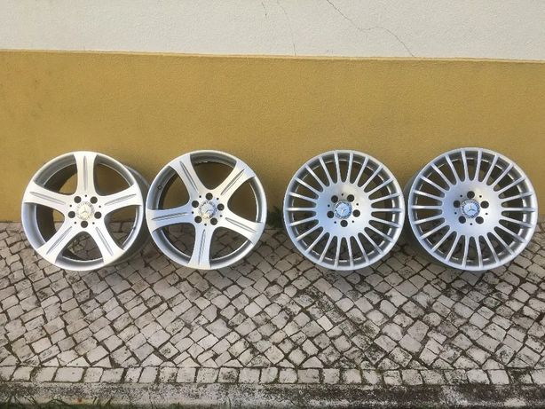 Jantes 18 Originais Mercedes CLS W219