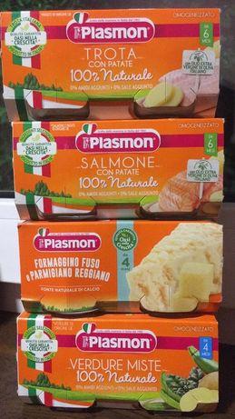 Детское питание дитяче харчування плазмон Plasmon Mellin