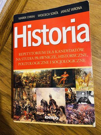 Historia. Repetytorium dla kandydatów na studia prawnicze, historyczne