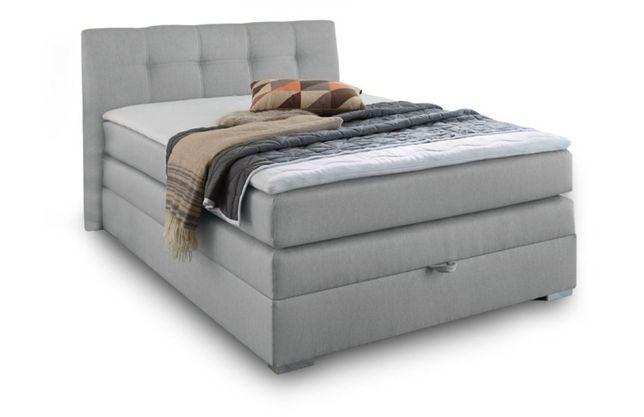 Łóżko kontynentalne PILO z pojemnikiem sypialnia od producenta STYLUX