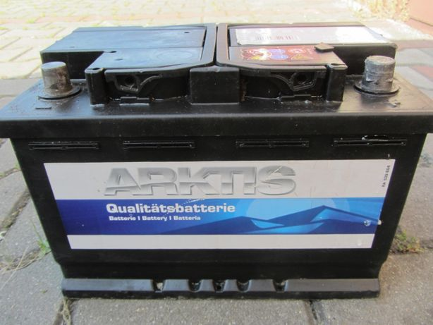 Akumulator Arktis TU7217 72Ah 680A P+ 12V