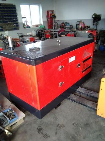 Agregat prądotwórczy generator prądu Yanmar Diesel