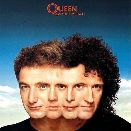 Виниловый Альбом QUEEN -The Miracle- 1989 (ОРИГИНАЛ) NM/NM