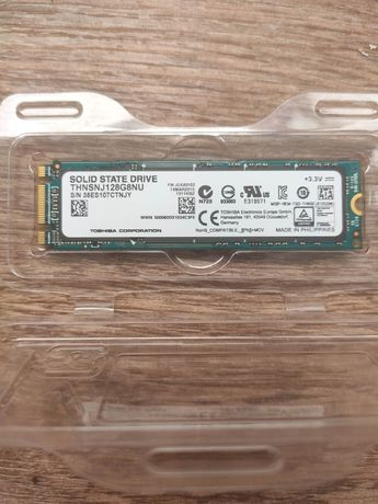 SSD SATA 6 M.2 128gb Toshiba