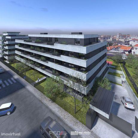 Apartamento - T1 - Santa Maria da Feira - Condominio  Feira's Prime