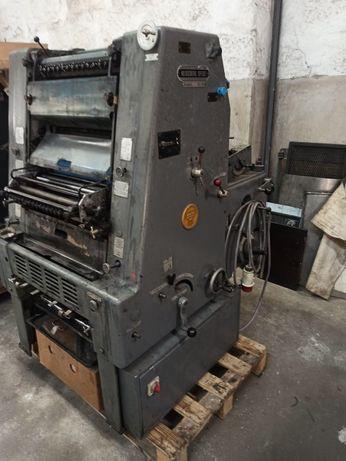 Offset - Máquina Impressão GTO 46