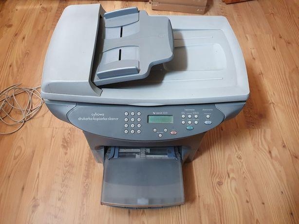 Urządzenie wielofunkcyjne, fax, skaner, Drukarka HP Laserjet 3320