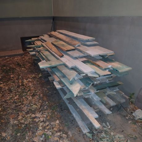 Deski budowlane, szalunkowe 25 mm